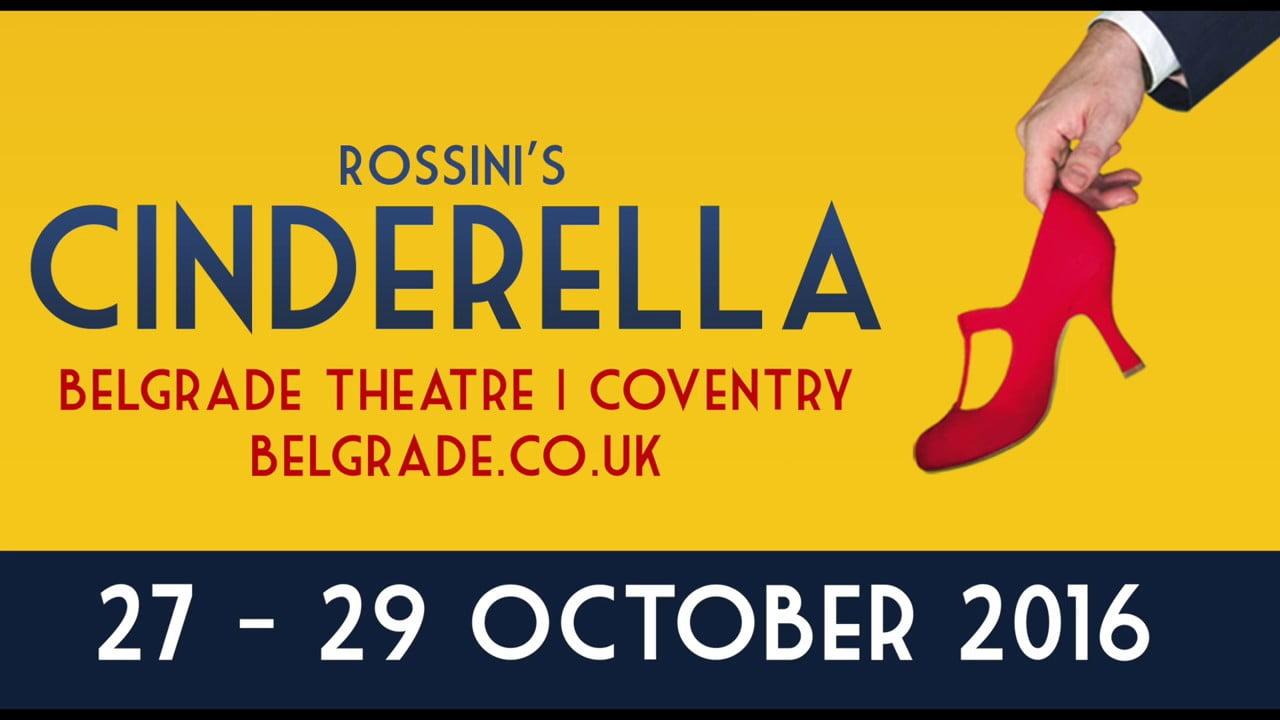 La Cenerentola (Cinderella) | Rossini